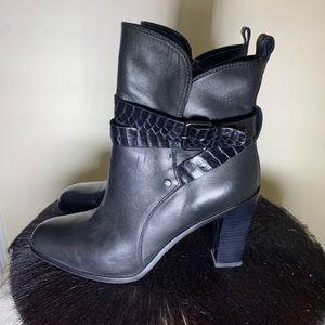 Black Letter Boots